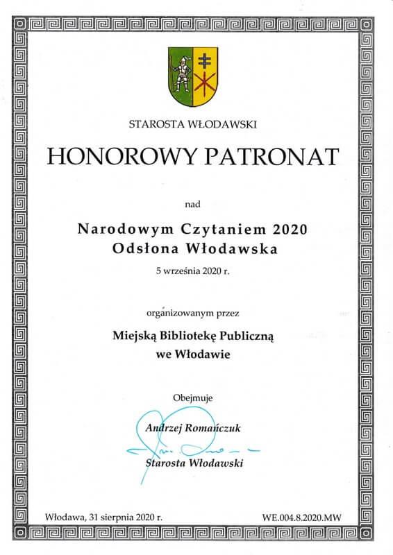 2020nc patronat starosta